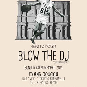 KG @ Blow the DJ 2014 quarterfinals/PH1