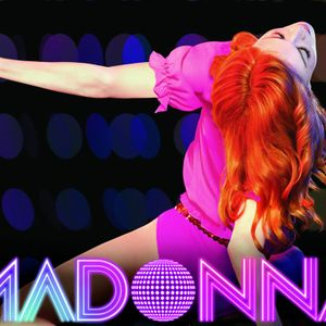 Madonna is hot mix