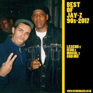 SK Vibemaker - Best of Jay-Z mix (90s-2017) Part 2