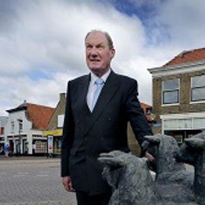 Politieke gast: burgemeester Waaijer (Strijen)