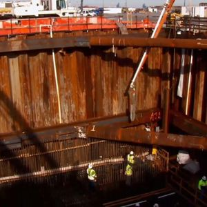 Should the private sector help rebuild American infrastructure?