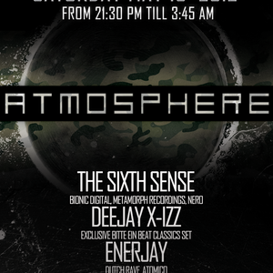 The Sixth Sense in the mixx @ March 28th 2k12