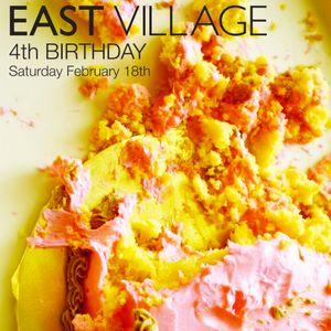 East Village Radio (pt 1) 15.2.12