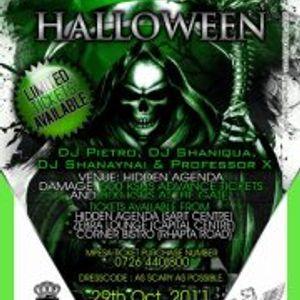 BPM Kenya Halloween Night