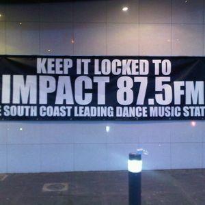 DAN GEE LIVE IMPACT UK 87.5FM -OLDSKOOL,CLASSIC,SOULFUL U.S & UK HOUSE & GARAGE -  FRI 13TH MAY 2011