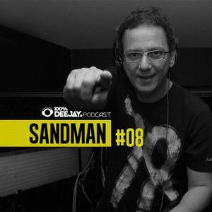 100% DJ - PODCAST - #08 - SANDMAN