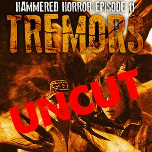 Hammered Horror Uncut - Jonathan Melville, author of 'Seeking Perfection'