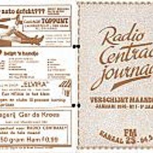 Centraal met Jos 1977 fragmenten. De Top 40 12.5 jaar via Veronica en Centraal.