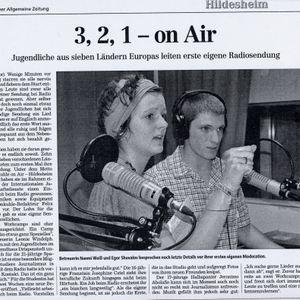 Intercultural European Radioshow OUTSIDE THE BOX 30/09/12