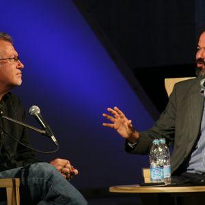 """Jon Lee Anderson y Juan Villoro, """"Escribir crónica desde el conflicto"""" - Hay Festival Zacatecas 2010"""
