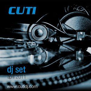 Cuti - DJ Set - april 2011