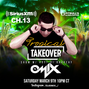 Pitbulls Globalization Tropical Take Over Guest Mix 3.9.19