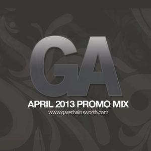 April 2013 Promo Mix