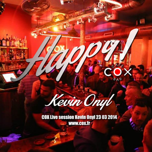 COX Live session Kevin Onyl Happy Cox 23 03 2014