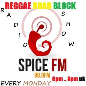 Reggae Road Block -Radio Show - Part.1- 4th-08-2014