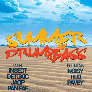 INSECT - Summer Drum&Bass 22.07.2016 promo mix