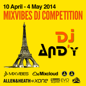 DJ AND'y - Mixvibes DJ Competition