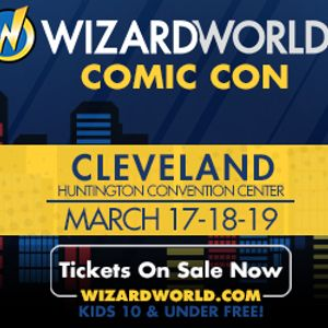 Mo talks to Jerry Milani about Wizard World Cleveland