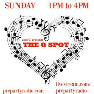The G Spot - 11/22/15
