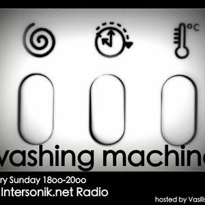 Washing Machine #39 (15/07/2012)