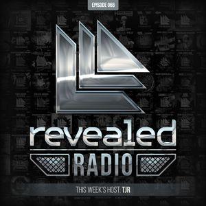 Revealed Radio 066 - TJR