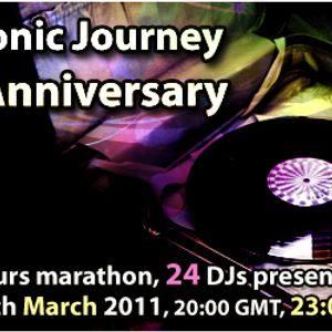 Ilkov - Electronic Journey 1 Year Anniversary @ 16bit.fm