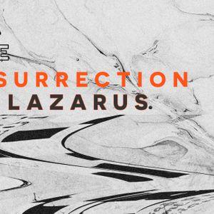 The Resurrection of Lazarus: Move the Stone Away - Part 2 - Audio