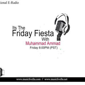 Friday Fiesta  (LAST EPISODE)