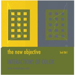 the new objective presents 'Interactions of Color'