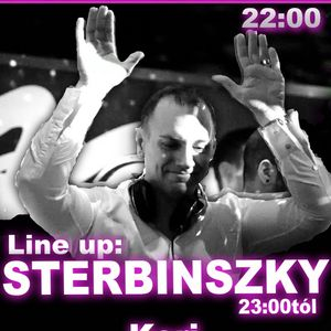 Sterbinszky @ Ambrosia 2011-05-21