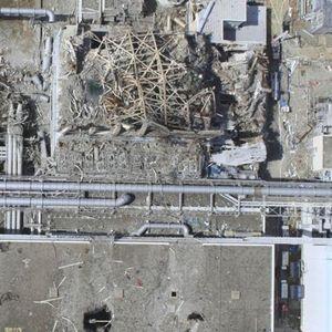 FUKUSHIMA NUCLEAR STATIC (April 2011)