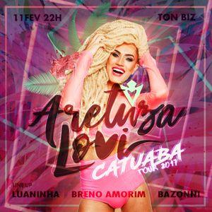 Catuaba Tour com Aretuza | 11.02 @ Ton Biz