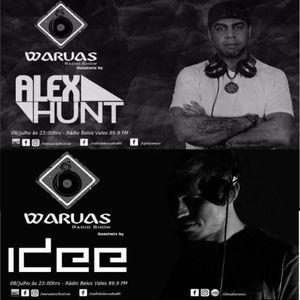 Waruas Radio Show #048 - Guestmix by Alex Hunt & Idee