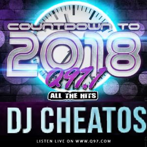 Q97 NYE MIX 2018 #PART2