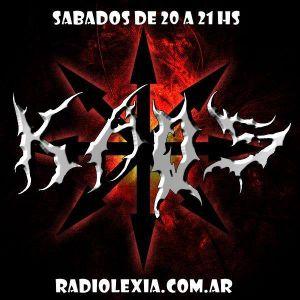 KAOS en RADIO LEXIA 18-03-17