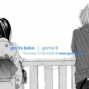 Gio Vs Boko | game 8