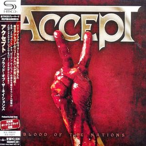 Accept - Blood Of The Nations (Japanese Edition) (2010-Preview)