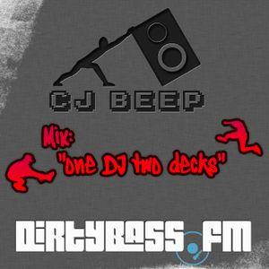 Cj BEEP -  Two decks one DJ