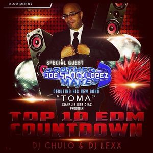 Top 10 EDM Countdown - March 17, 2015 - Special Guest Joe Shock Lopez
