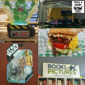 Episode 33 - Stoopid Burger/Books With Pictures (06 - 18 - 16)