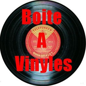 Best of boîte à vinyles saison 2010