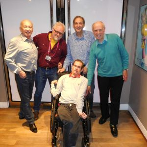 John Hannam Meets Colin Edmonds, Mike Dixon and Dick Fiddy