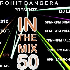 In the mix 50 June 28 2012 (5 hour set: top 55 songs of the year so far)