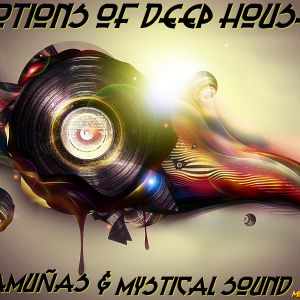 SENSATIONS OF DEEP HOUSE -BY DJ CAMUÑAS&MYSTICAL SOUND