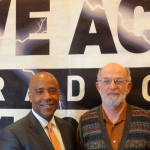 Restorative Justice w/David Deal & Council Candidate Darrel Thompson on Education Town Hall 3-27-14
