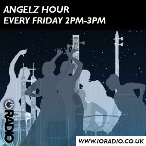 Angels Hour with Angel on IO Radio 131017