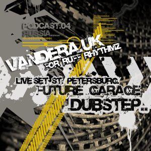 Vandera Live @ St. Petersburg, Russia 2011