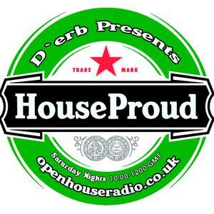 House Proud 35 on openhouseradio.co.uk