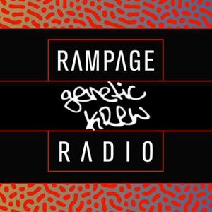 RAMPAGE Radio Drum&Bass Special by genetic.krew