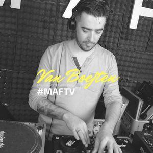 MAF TV: Van Boejten 2018.01.07 MinimalArtFamily